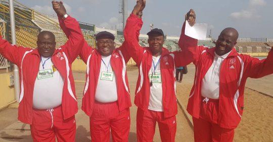 4th NMA DOCTORS' GAMES ADJUDGED THE BEST  – Nigerian Medical