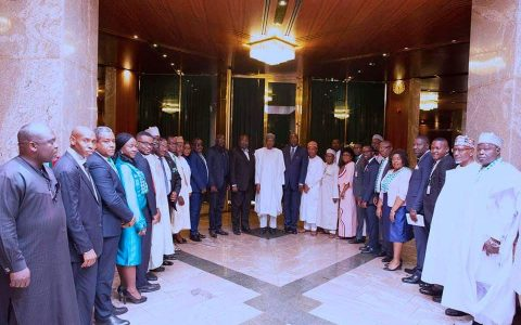 BUHARI TO NMA: SECURITY STILL TOPS MY AGENDA FOR THE COUNTRY