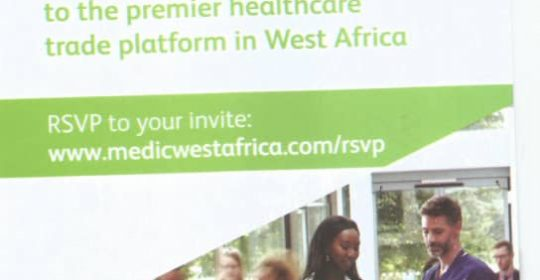 Medic West Africa Lagos  Summit 2019