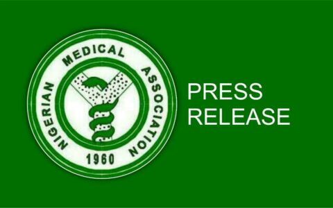 #ENDSARS: NMA PRESS RELEASE