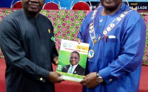 President of NMA Attends APBN Summit/AGA 2020